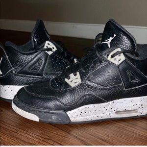Jordan 4 Retro Oreos